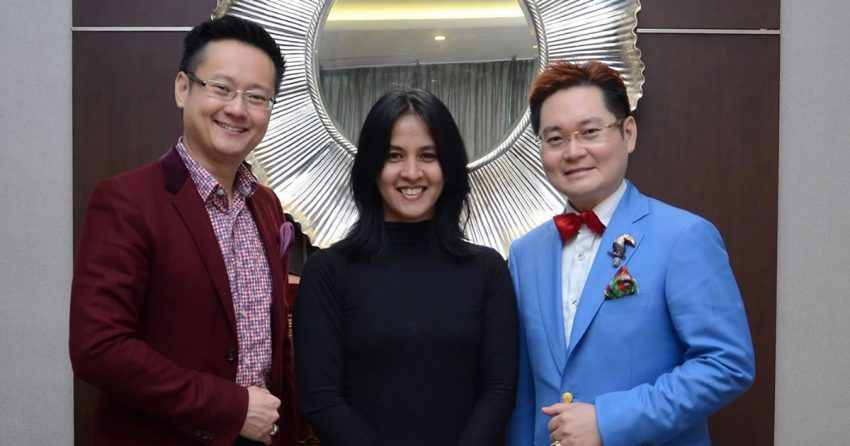 Singapore brothers, Kelvin and Dennis Tan are the founders of Genesis Global.